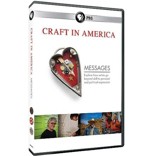 Craft In America: Messages