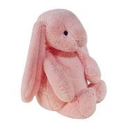 KABOER Cute Bunny Soft Plush Toy Rabbit Stuffed Animal Kids Easter Gift Doll Pendant Baby Kids Girls Boys Gift(Pink)