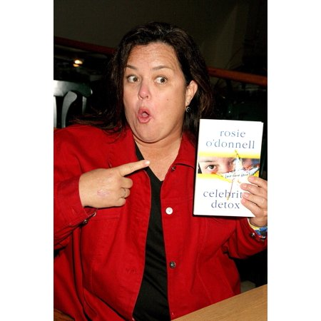 Rosie ODonnell At In-Store Appearance For Rosie ODonnell Celebrity Detox Book Signing The Book Revue Huntington Ny October 26 2007 Photo By Rob RichEverett Collection Celebrity - Target Huntington Ny