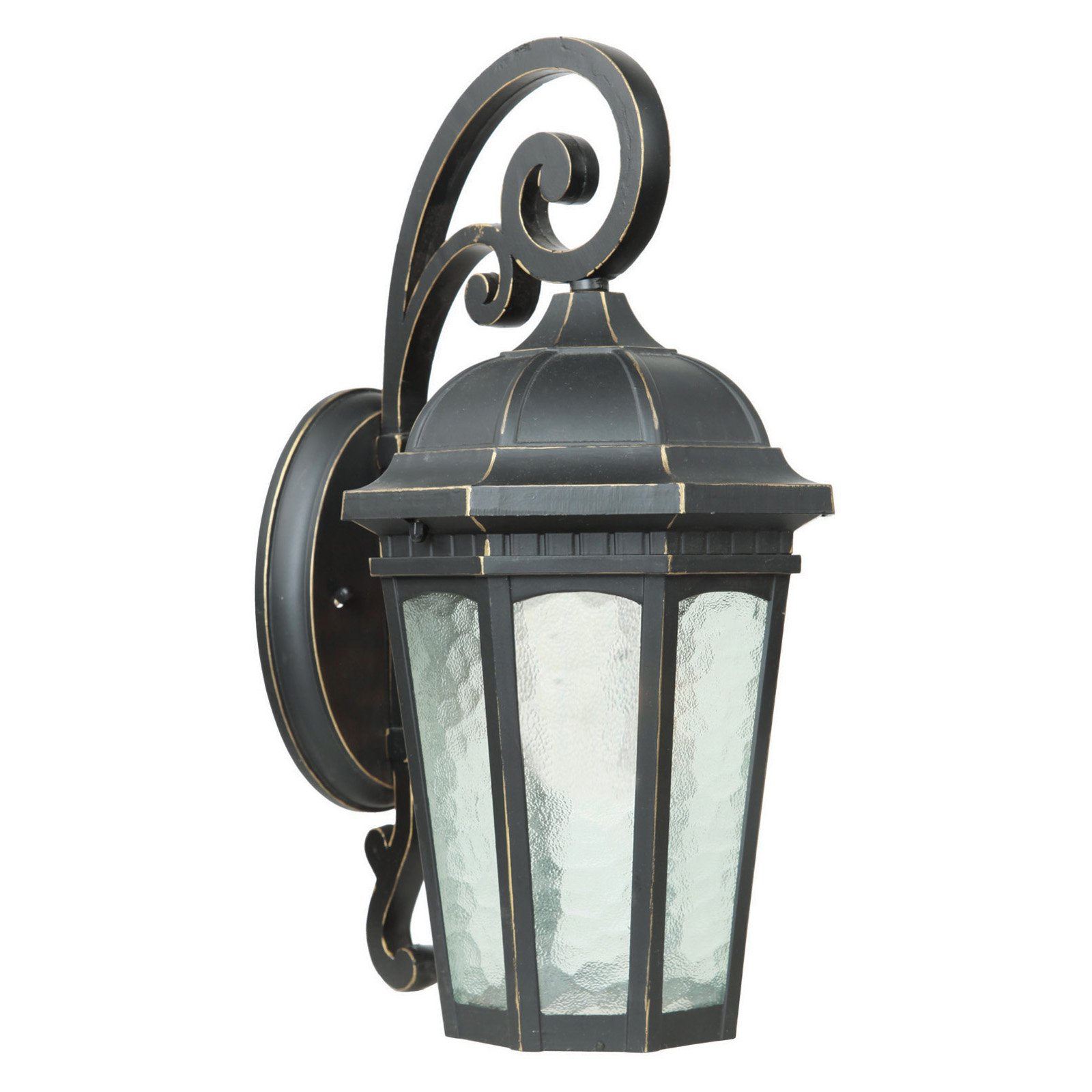 Yosemite Home Decor Minarets Lake FL1618 Fluorescent Outdoor Wall Sconce