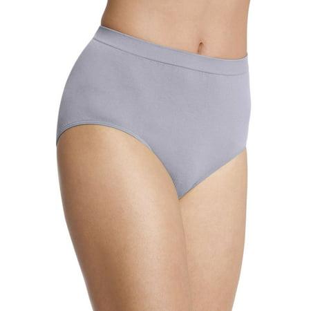 ff348bcb4c01 Bali - Bali Comfort Revolution Women`s Microfiber Seamless Brief -  Best-Seller, 803J, - Walmart.com