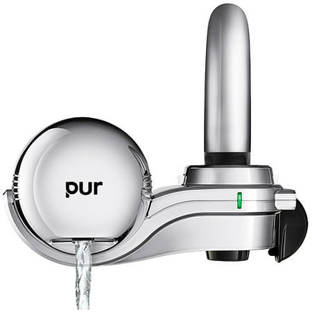 Pur Three Stage Horizontal Faucet Mount Filter - Walmart.com