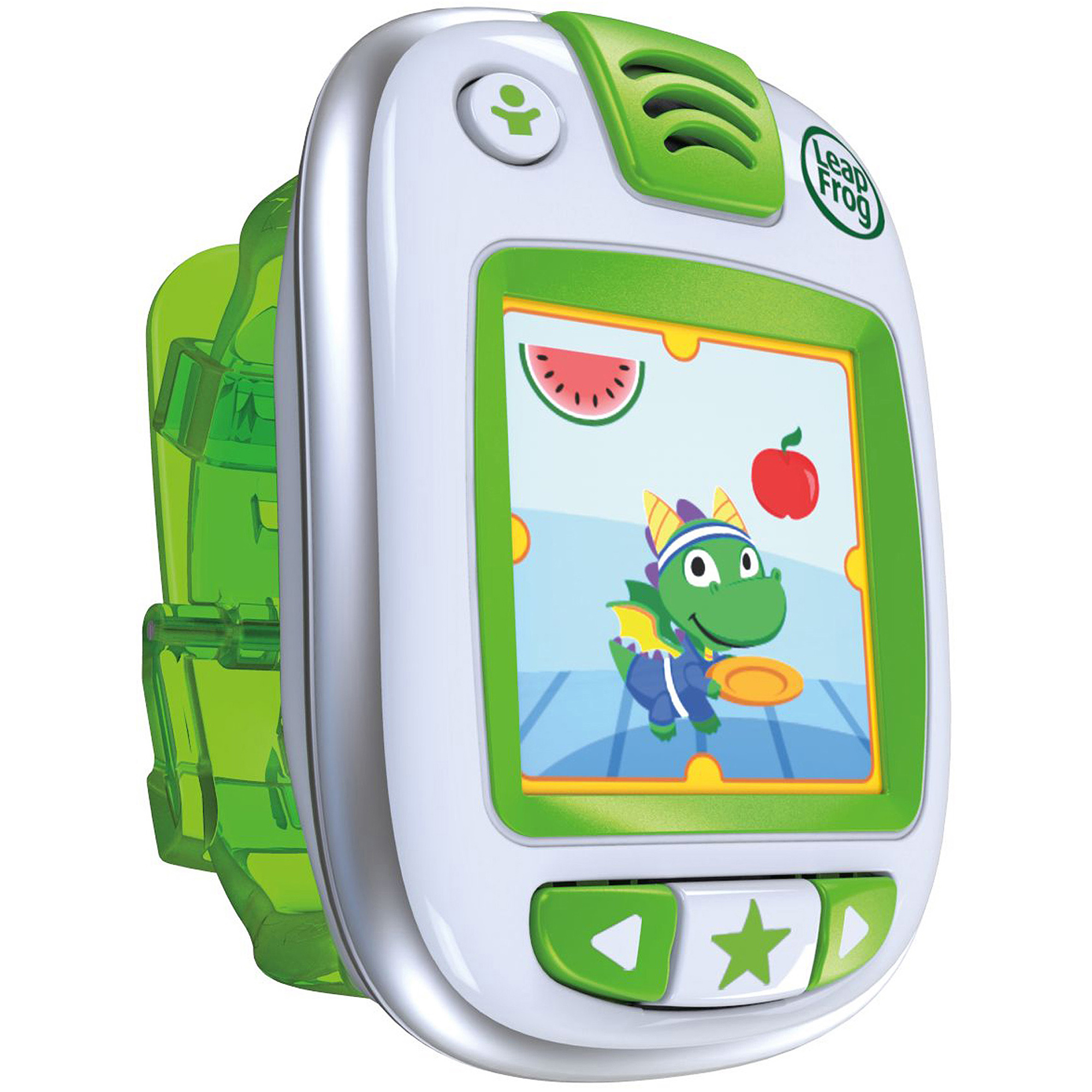 LeapFrog LeapBand in Green, Pink, or Blue by LeapFrog