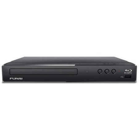 Funai Blu-ray Disc/DVD Player (RNB500FX5F) Refurbished