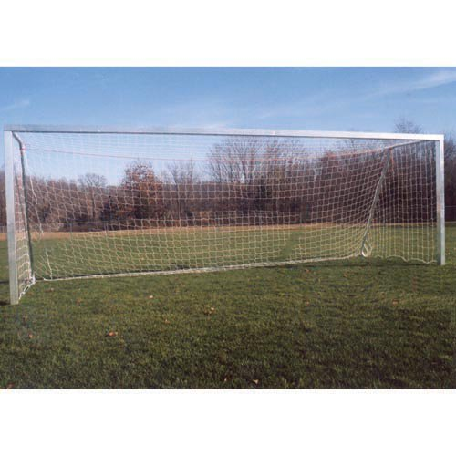 Goal Sporting Goods Unpainted Square Official Soccer Goals - Pair