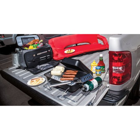 Vulcan Propane Cooler (Picnic Time Vulcan Tailgating Cooler and BBQ)