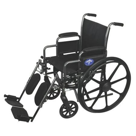 (Medline K3 Basic Lightweight Wheelchair, 18