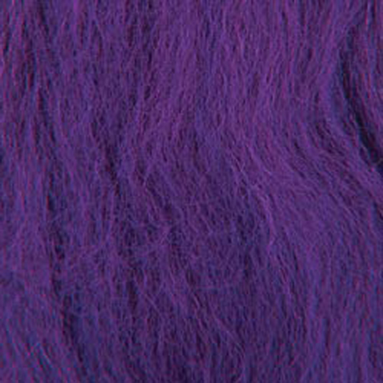 Wool Roving 12 .22 Ounce-Grape Multi-Colored
