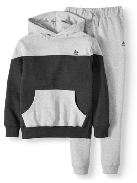 RBX Fleece Pullover and Jogger, 2-Piece Outfit Set (Little Boys & Big Boys)