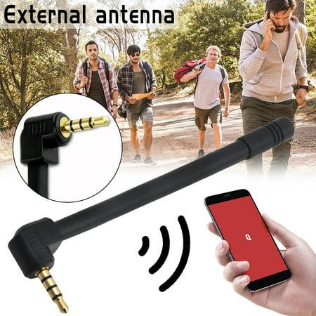 Outdoor 3.5mm External Antenna Signal Enhanced Booster Mobile Phone 5DBI Antenna