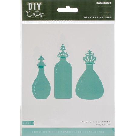 Kaisercraft Decorative Die-Fancy Bottles - image 1 de 1