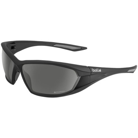 BOLLE SAFETY Ballistic Safety Glasses,Gray 40142 ()