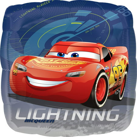 Disney Cars Balloons (Disney Car Foil Balloon 18