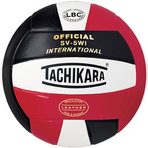 Tachikara SV5WI International Competition Premium Leather Volleyball