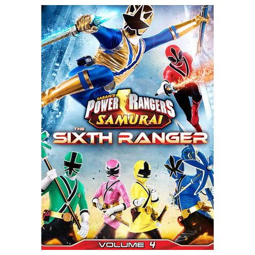 Power Rangers Samurai: The Sixth Ranger Vol. 4 (2013)