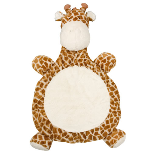 Bestever Baby Mat with Giraffe in Natural