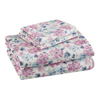 Better Homes & Gardens 100% Cotton Wrinkle Resistant Bedding Sheet Set