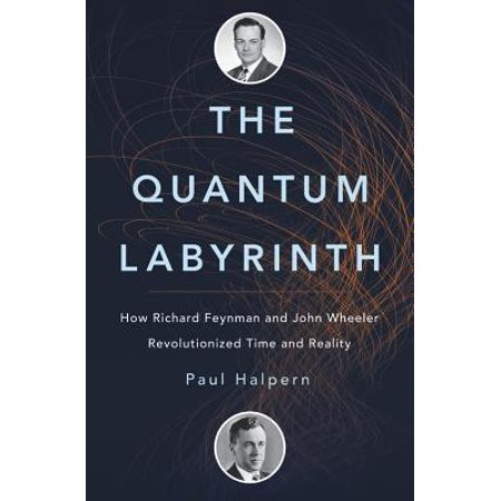The Quantum Labyrinth : How Richard Feynman and John Wheeler Revolutionized Time and