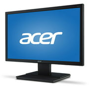"Acer Professional 18.5"" Widescreen LCD Monitor (V196HQL Ab Black)"