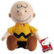 "Charlie Brown Peanuts Plush Figure 11"""