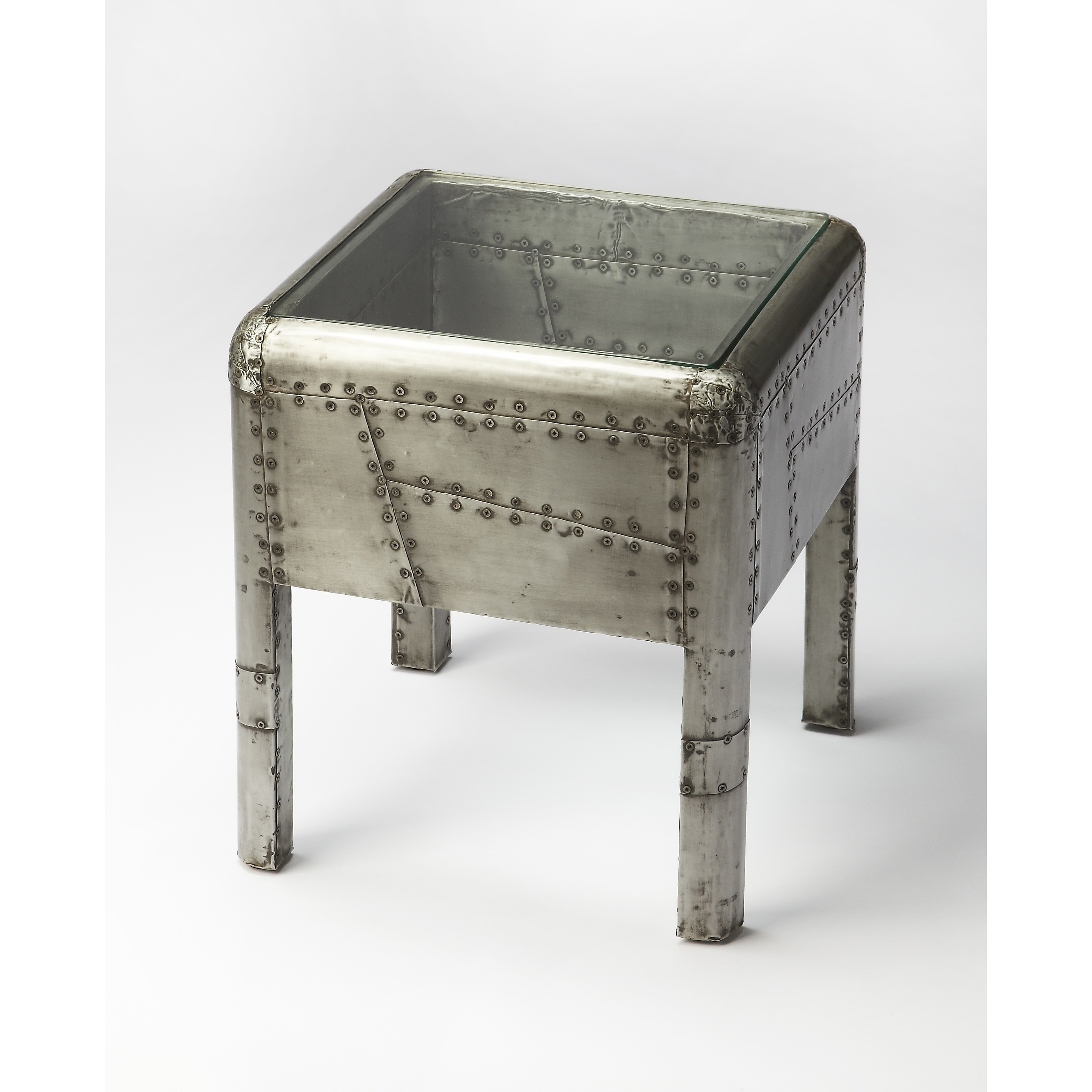 Butler Yeager Aviator End Table