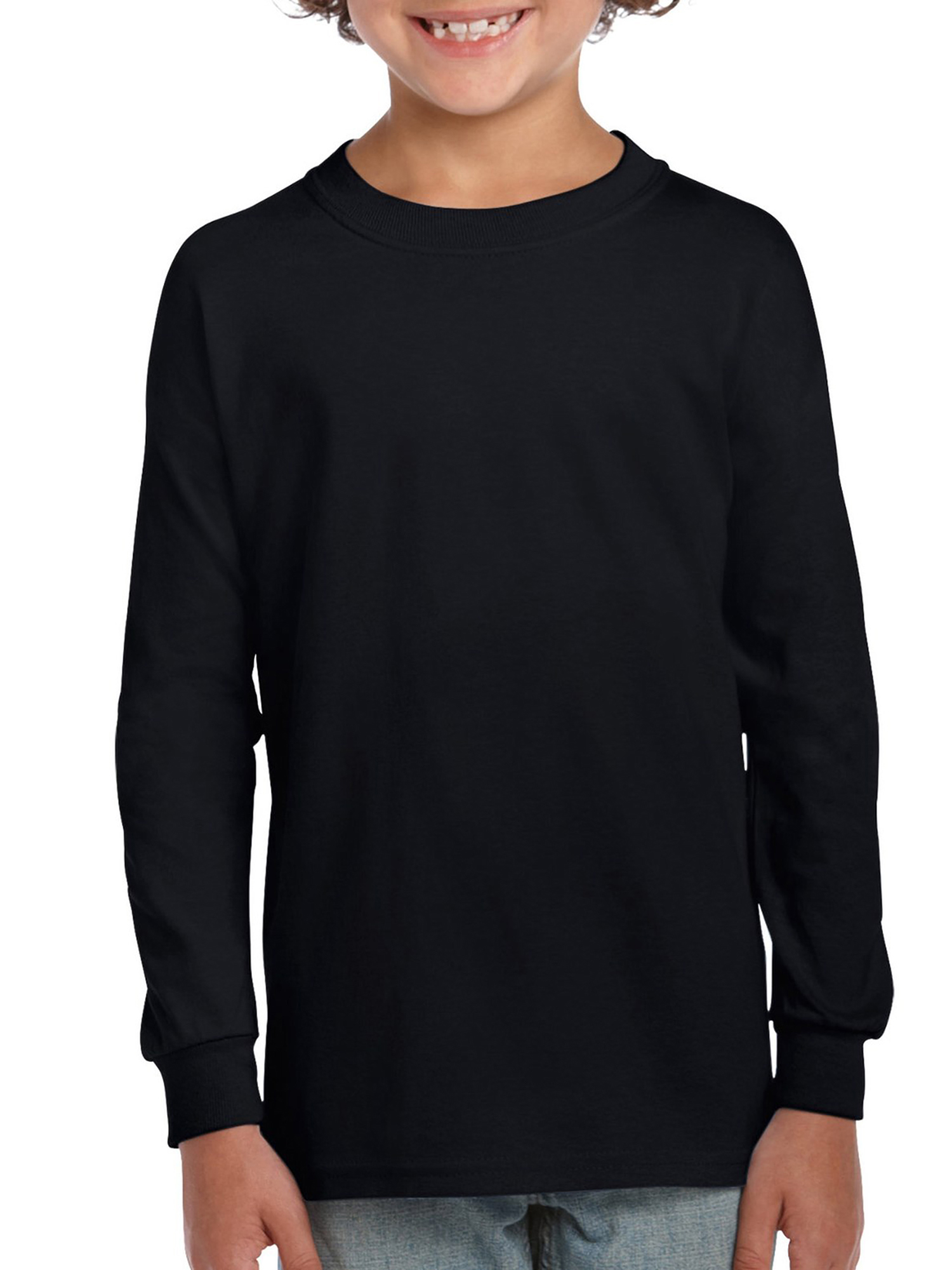 Gildan Classic Youth Long Sleeve T-Shirt