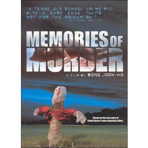 Memories Of Murder (Widescreen)