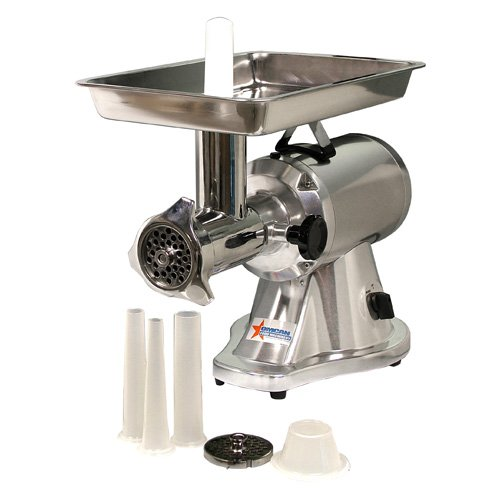 Omcan FA22 Commercial Electric Meat Grinder