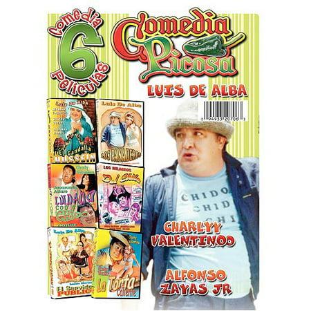 Comedias Picosas (6 Peliculas) (Spanish)