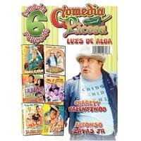 Comedia Picosa: 6 Peliculas: Luis De Alba: Charly Valentino: Alfonso (DVD)