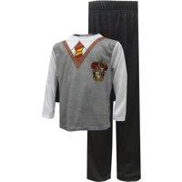 Harry Potter Boys' Harry Potter Gryffindor Uniform Pajama With Cape