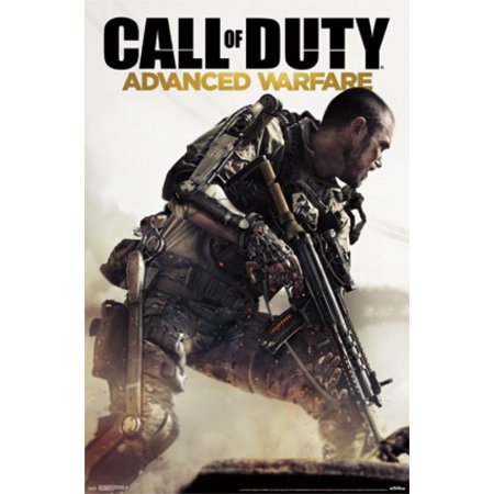 Call Of Duty   Advanced Warfare   Cover Art Poster Poster Print