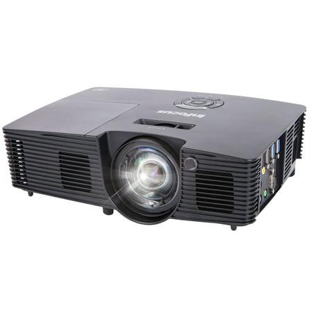 InFocus IN114XA Projector, DLP XGA 3800 Lumens 3D Ready 2HDMI with