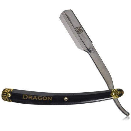 MD Dragon Razor (Rose), Uses half of any double sided razor blade By MD Barber Sale Barber Dimes