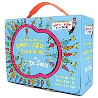 Little Blue Box of Bright and Early Board Books (Board Book)