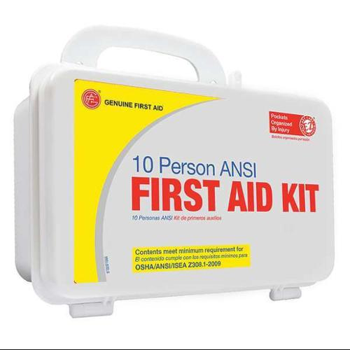 TENDER CORP 9999-2128 First Aid Kit,PS,Components 78