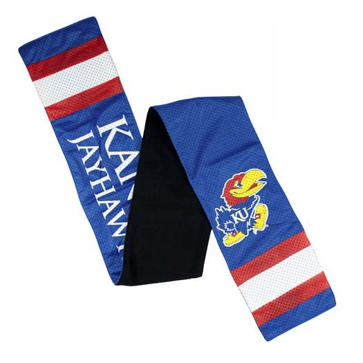 Kansas Jersey Fashion Scarf