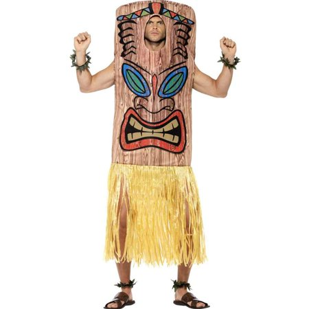 Tiki Totem Adult Costume - Tiki Costume Ideas