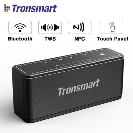 Tronsmart Element Mega 40W DSP HIFI bluetooth Touch Sensor Speaker 3D Digital Sound Stereo Subwoofer with True Wireless Stereo (TWS), Support