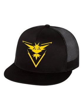 Pokemon Team Instinct, Valor, Mystic Trucker Hat