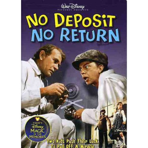 No Deposit, No Return (Full Frame)