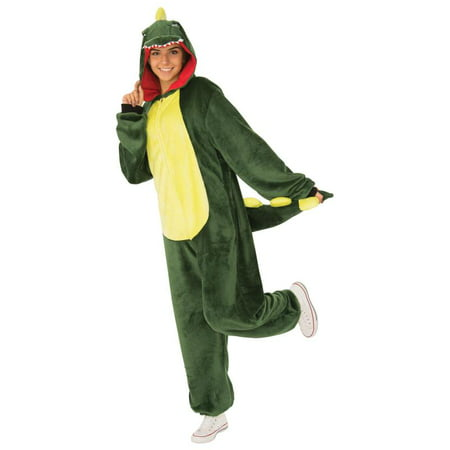 Rubies Dinosaur Onesie Unisex Halloween Costume - Halloween Costumes Green Arrow