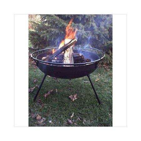 Whalen Manufacturing Fire Pit Kettle/Grill - Whalen Manufacturing Fire Pit Kettle/Grill - Walmart.com