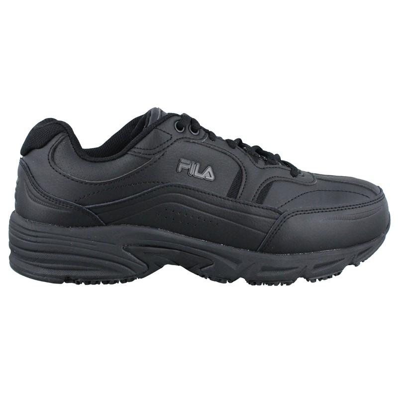 FILA Men's Fila, Memory Workshift Slip Resistant Composite Toe Work Shoe Wide Width