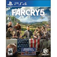 Far Cry 5 Day 1 Edition, Ubisoft, PlayStation 4, 887256028848