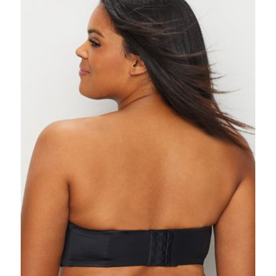 b165d8e7d7 Curvy Couture - Curvy Couture Strapless Multi-Way Push-up Bra - Walmart.com