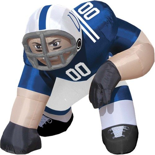Inflatable Images DO NOT SET LIVE Indianapolis Colts Bubb...