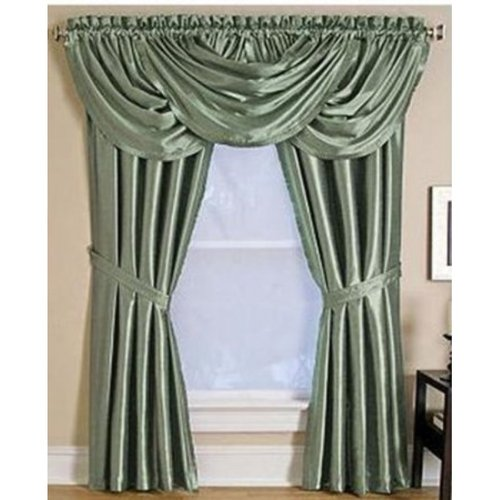 "Elrene Home Fashions Versailles 52""(W) X 108""(L)"