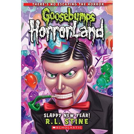 Slappy New Year! - Goosebumps Slappy