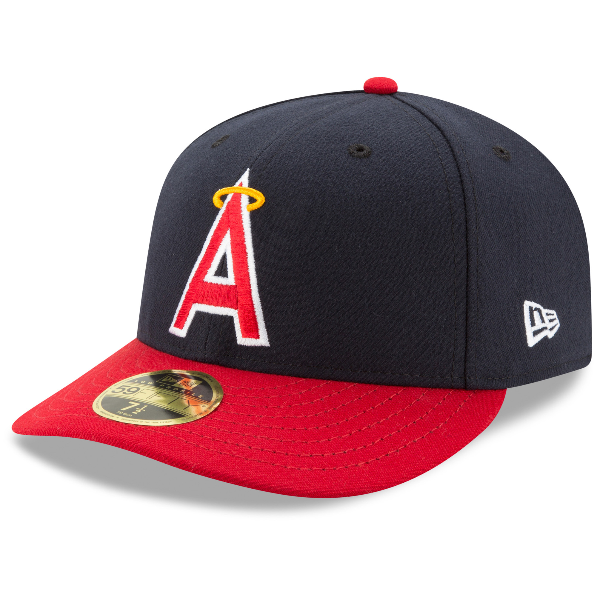 san francisco 155bd 0eb37 ... cheapest los angeles angels new era turn back the clock low profile  59fifty fitted hat navy